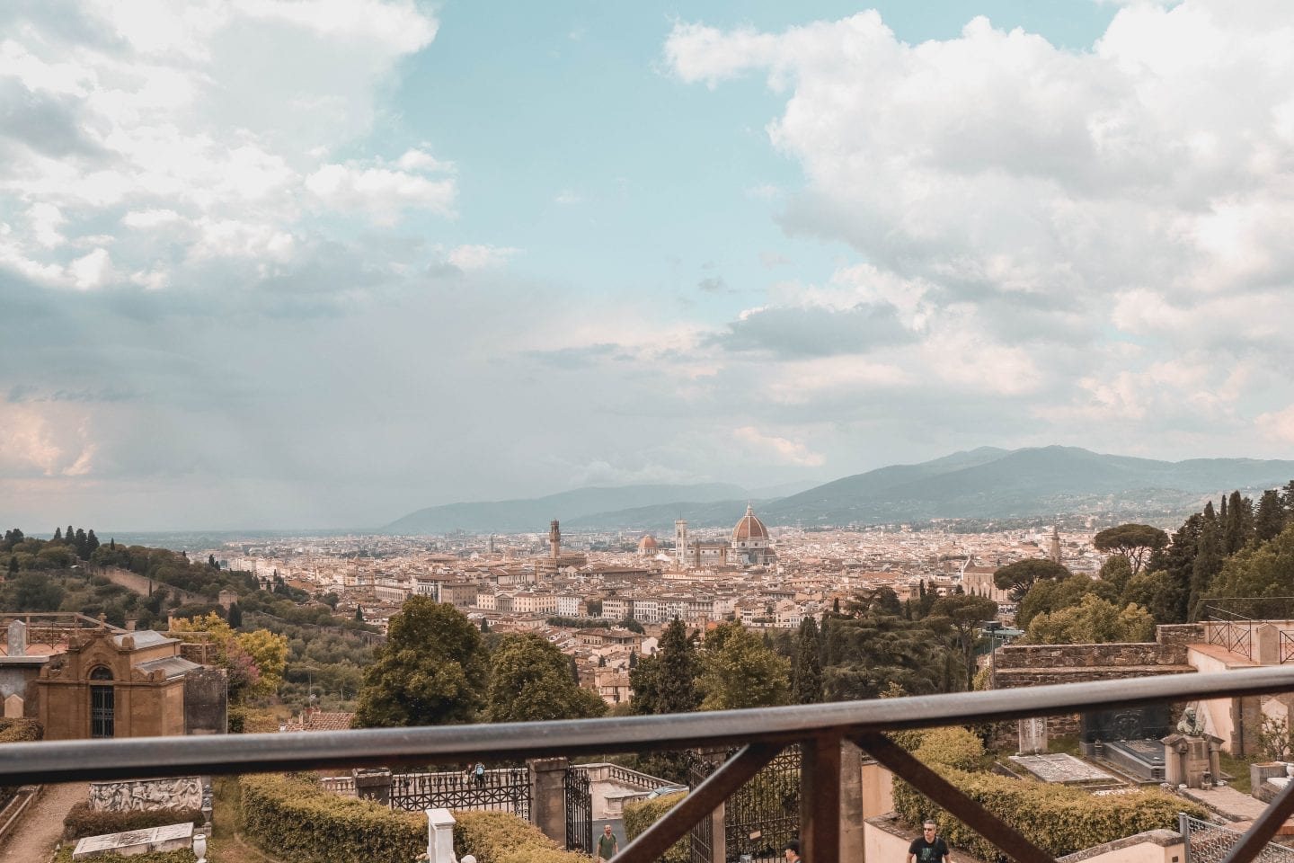 The Best Views of Florence, Italy