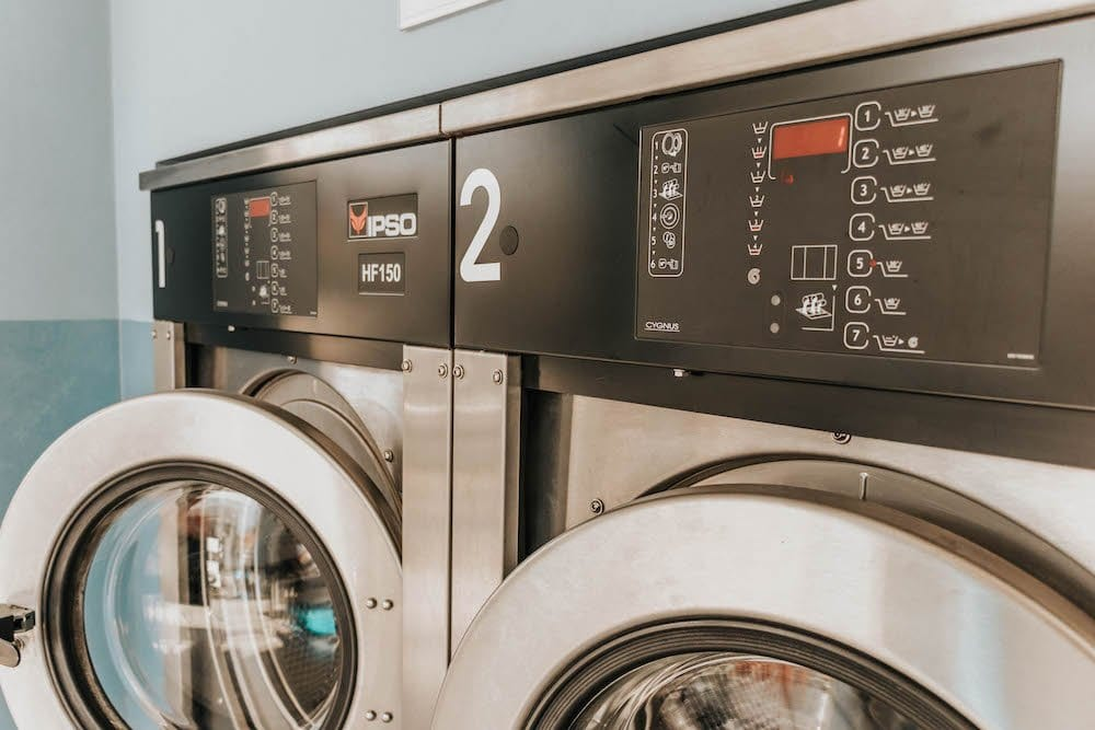 How to Do Laundry While Traveling in Europe